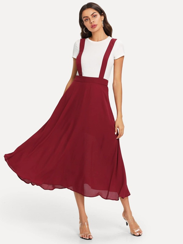 f34a3570051 Cheap Thick Strap Pinafore Skirt for sale Australia