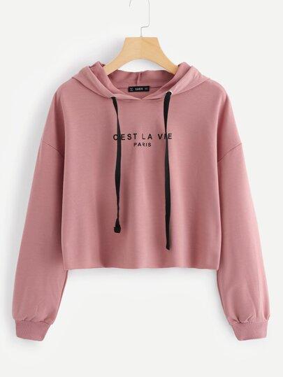 57b1c877afc Women's Sweatshirts & Hoodies | SHEIN UK