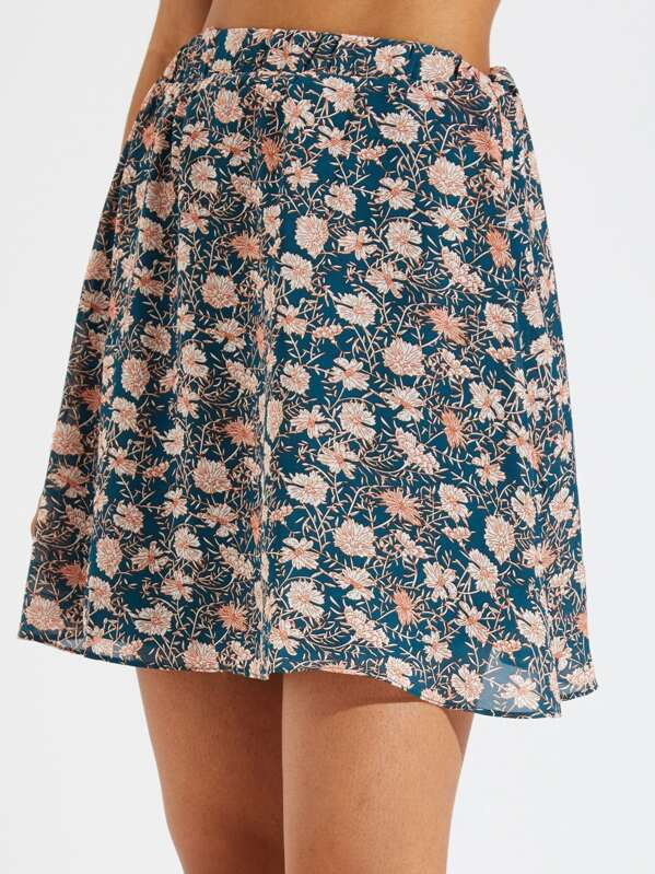 5d227f63fc Cheap Floral Mini Skirt for sale Australia | SHEIN