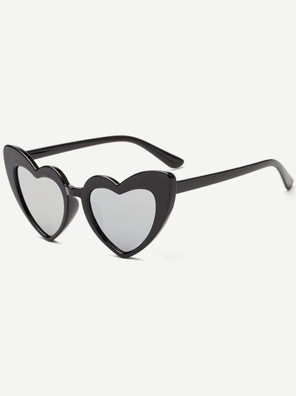 7f18ab79ea Gafas de sol de niñas de lentes en forma de corazón | SHEIN ES