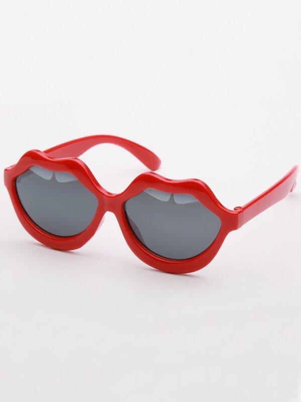 2534b4cce الحلو الأحمر نظارات شمسية للأطفال | شي إن