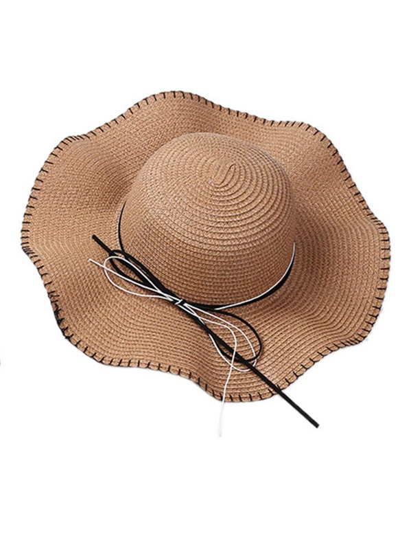 cd3f6aa4d4d97 Cheap Girls Bow Tie Band Straw Hat for sale Australia