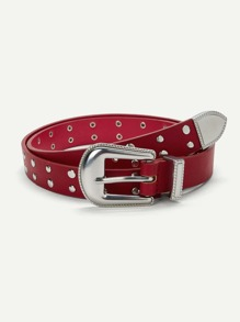 Stud Decorated Belt