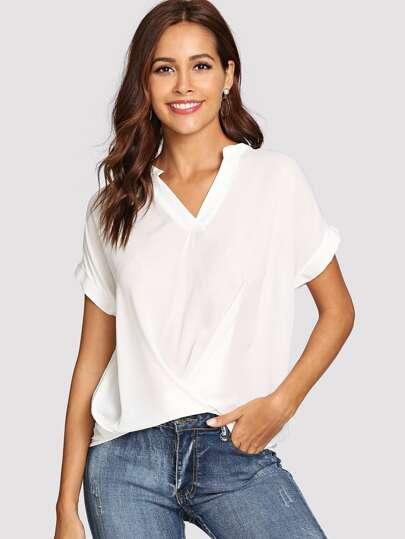 29b9e863 Blouses | Women's Blouses & Tops | White,Floral,Lace & More | ROMWE