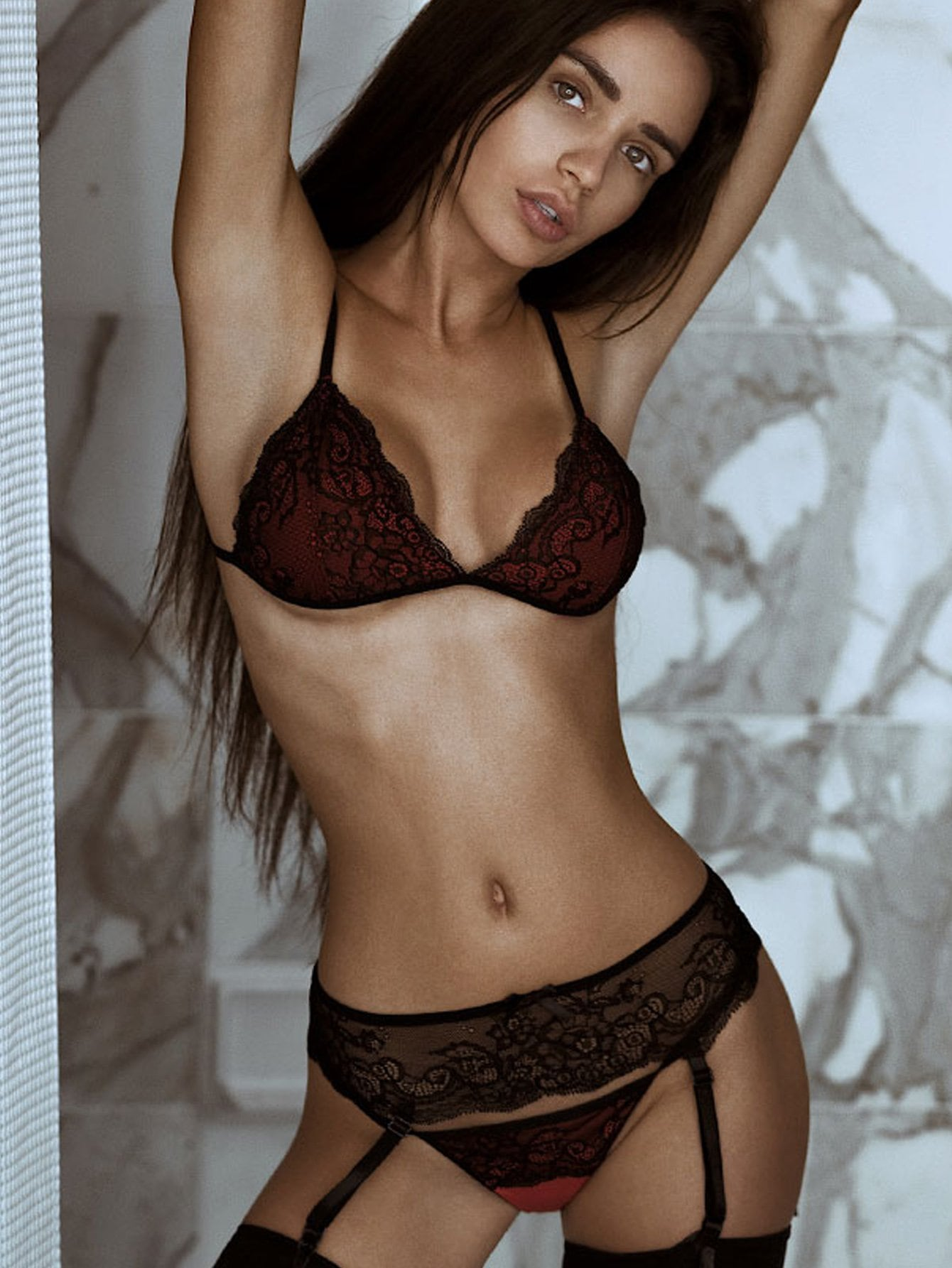 25 Days of Lingerie Nude Photos 47