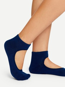 Cut Out Ankle Socks