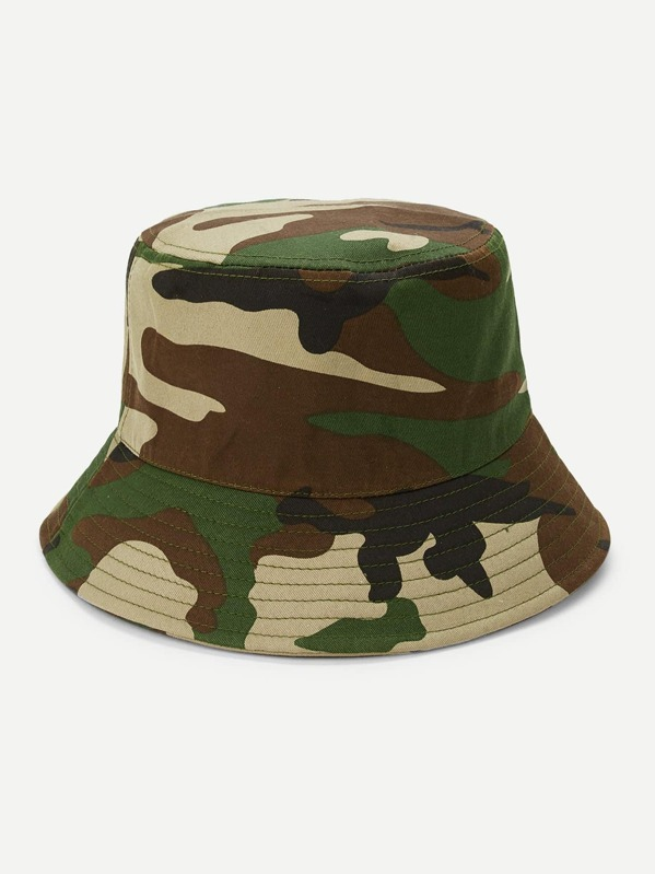 99f64f35 Cheap Camouflage Bucket Hat for sale Australia | SHEIN