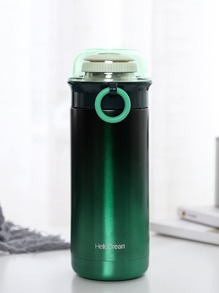 Gradient Thermos Cup