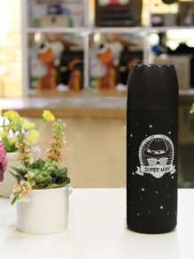 Cartoon Print Thermos Cup 350ml