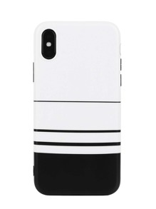 Two Tone iPhone Case