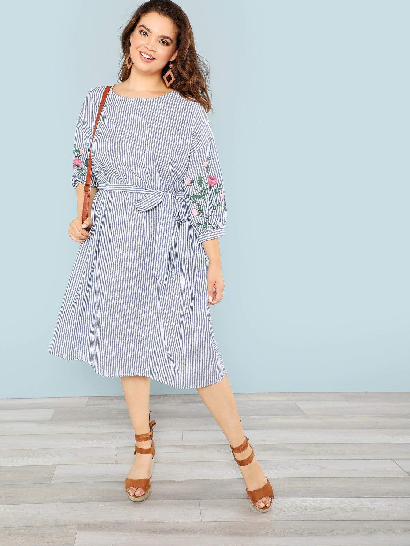 gratis mönster lång rak klänning