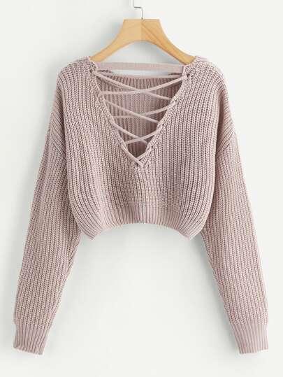 56a28c9c6ef Sweaters   Sweaters Sale Online   ROMWE