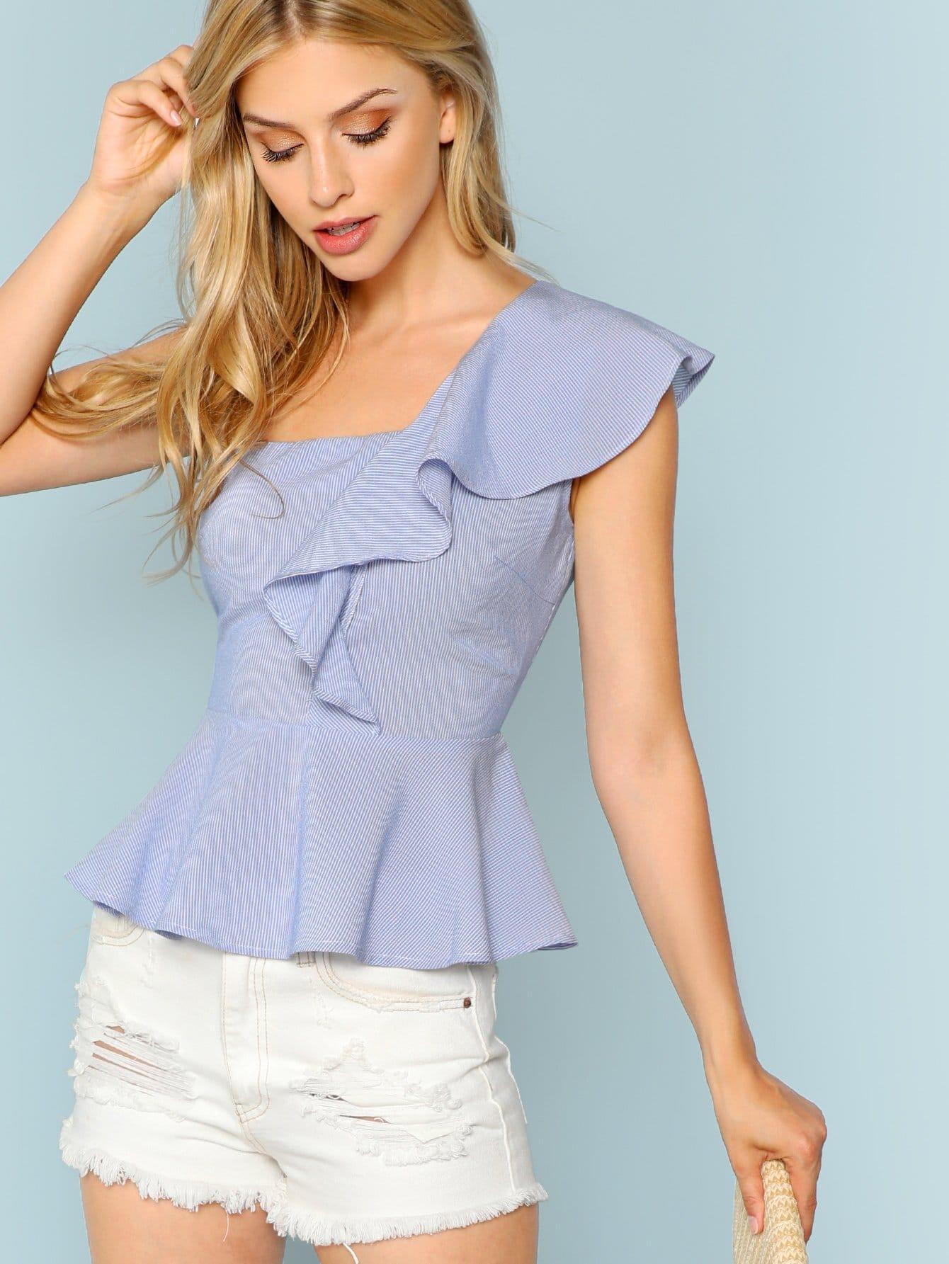 тогда городе блуза с крылышками на одном плече фото подобрать