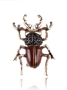 Insect Shaped Brooch
