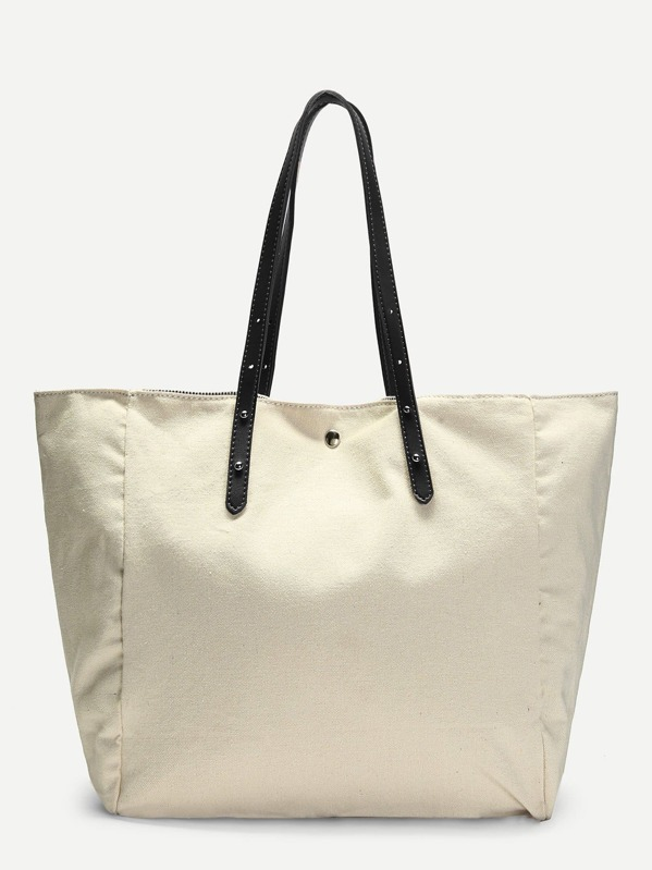 e9bfd9377e Cheap Striped Canvas Tote Bag for sale Australia | SHEIN