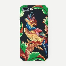 INOpets.com Anything for Pets Parents & Their Pets Bird Print Luminous iPhone Case