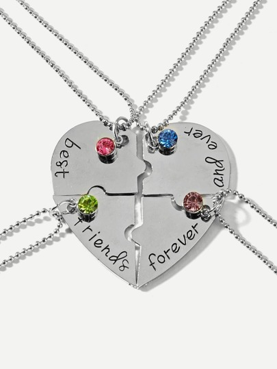 a8fdcc9474 Necklaces for Women | Pearl & Silver Necklaces | SHEIN IN