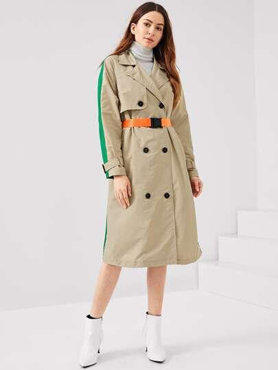 b7d0eeba7420a لباس خالرجي طويل وانيق معطف وبالوان مختلفه