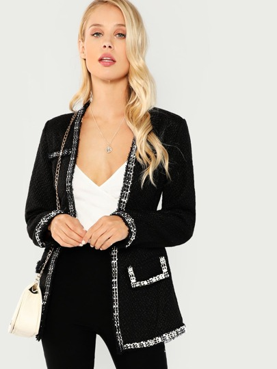 05a3556c48 Outerwear | Outerwear Online | SHEIN