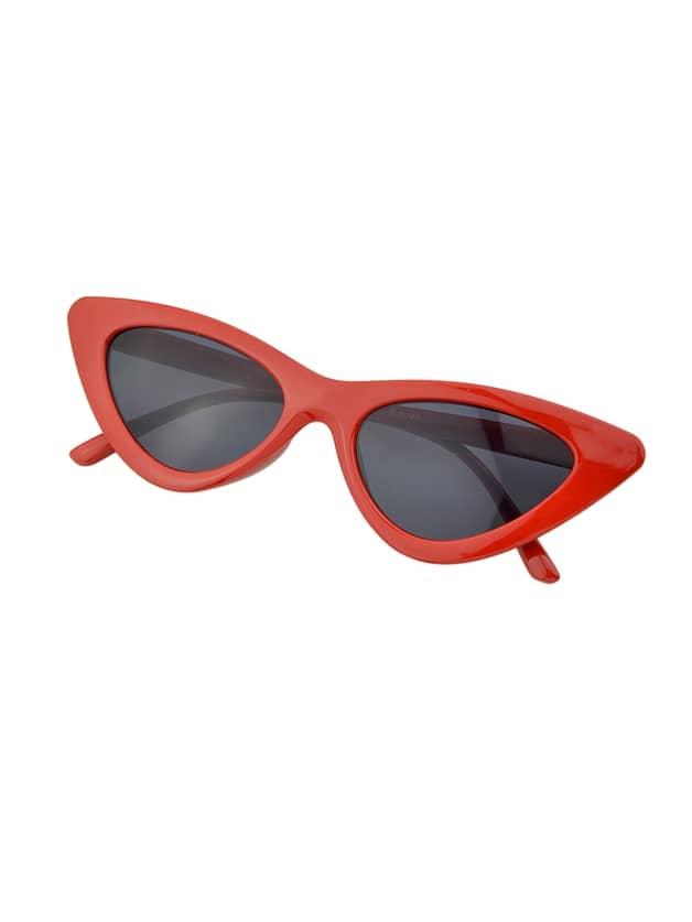 ddb8317943 Redgray Sexy Femme Nuances Cat Eye Uv400 Lunettes de soleil | ROMWE