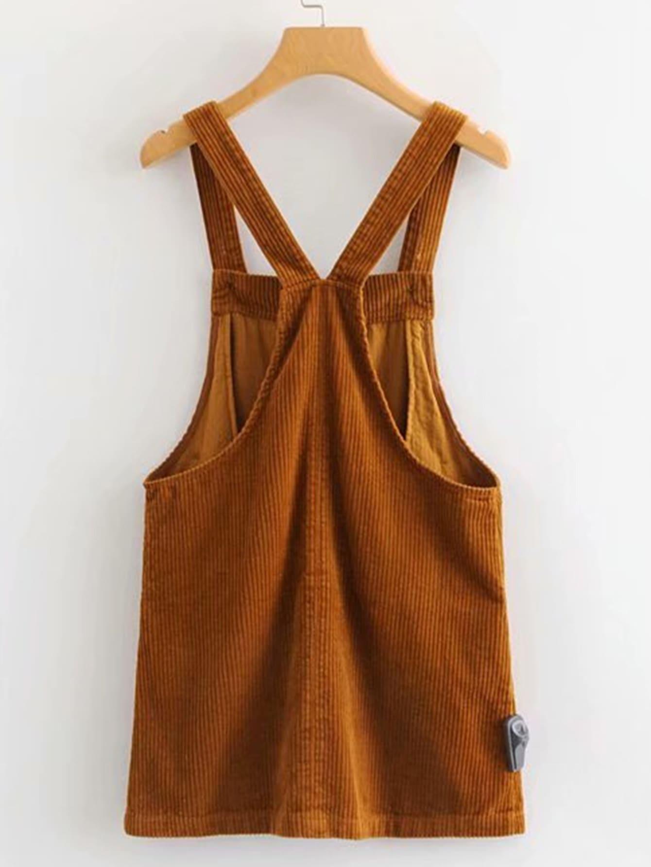 Vintage-mode Für Damen 50 Jahre Latz Schürze Ungetragen Halten Sie Die Ganze Zeit Fit