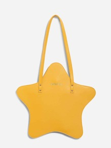 Star Shaped Tote Bag