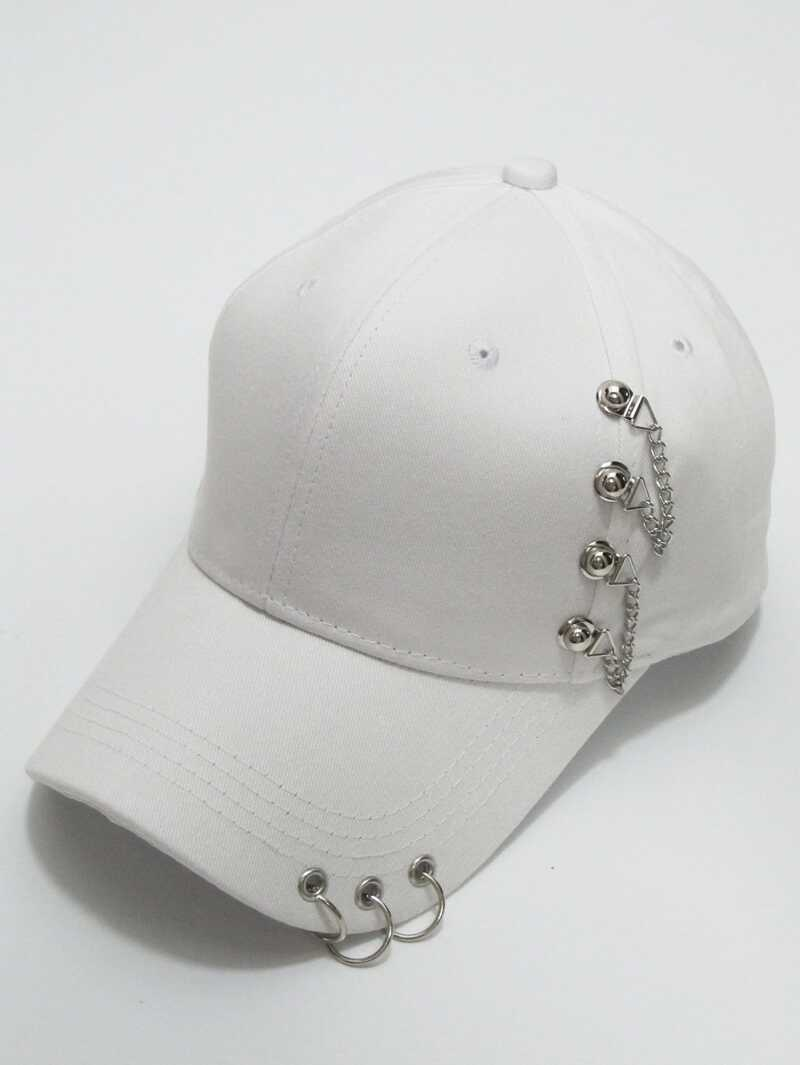 041589e61a6e1 Ring & Chain Charm Baseball Cap