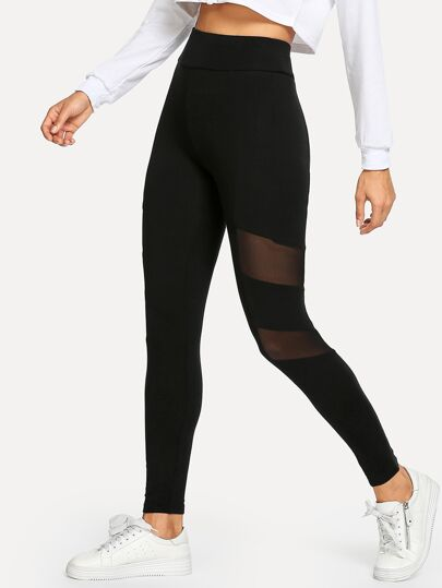 35b4b5fbae771 Leggings | Leggings Sale Online | ROMWE