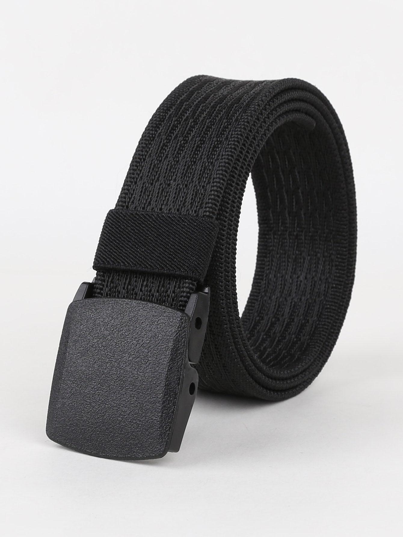 Men Woven Belt
