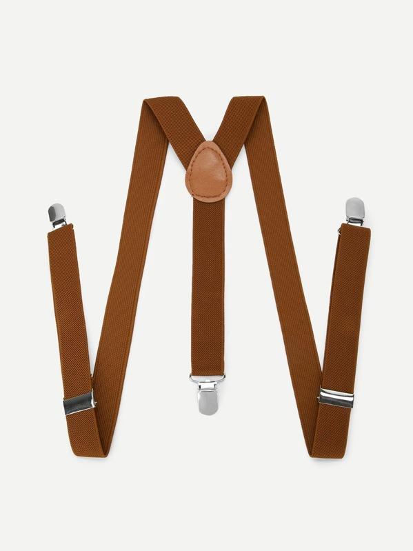 run shoes choose official elegant and graceful Men Plain Suspenders