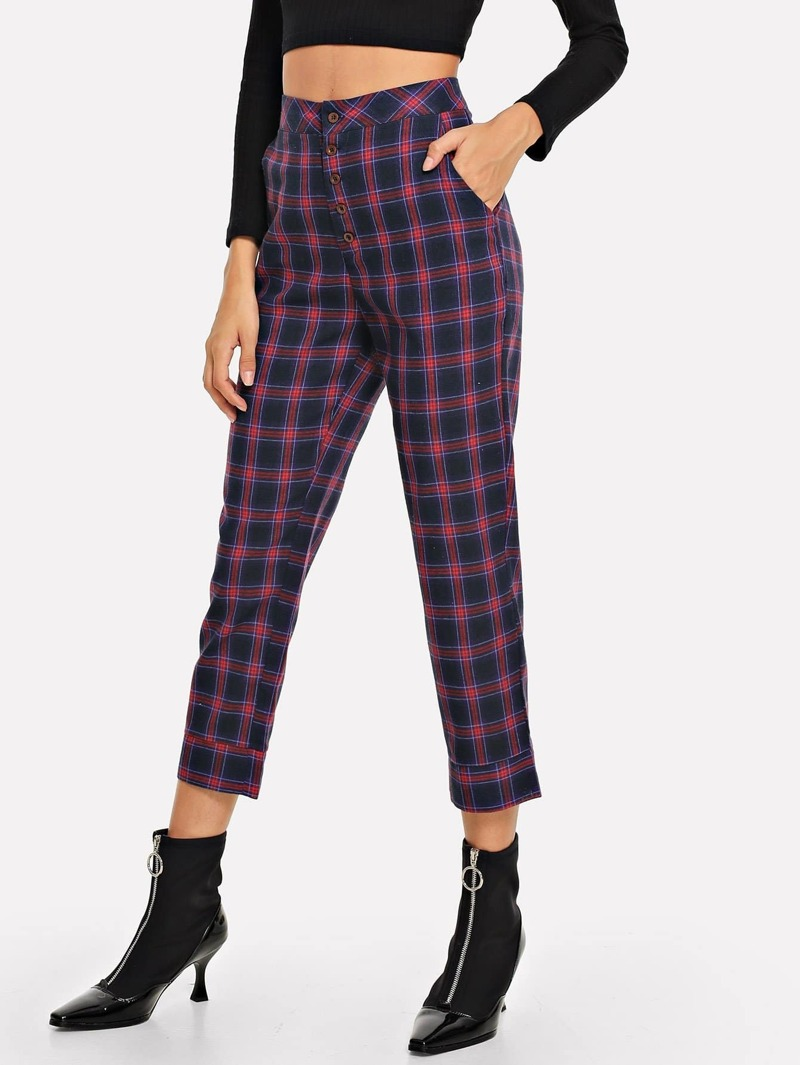 Tartan Plaid Pants