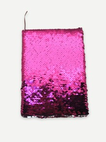 Sequin Cover Notebook
