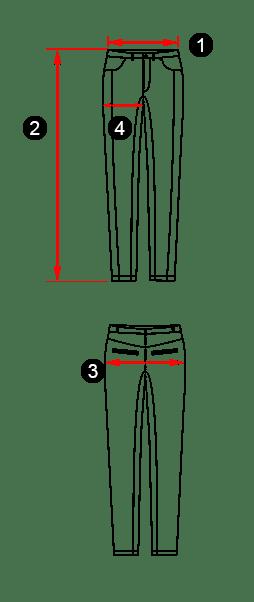 Floral Print Belted Paperbag Pants 5