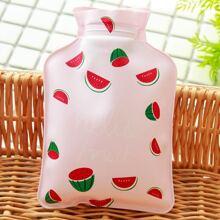 Watermelon Print Hot-water Bag