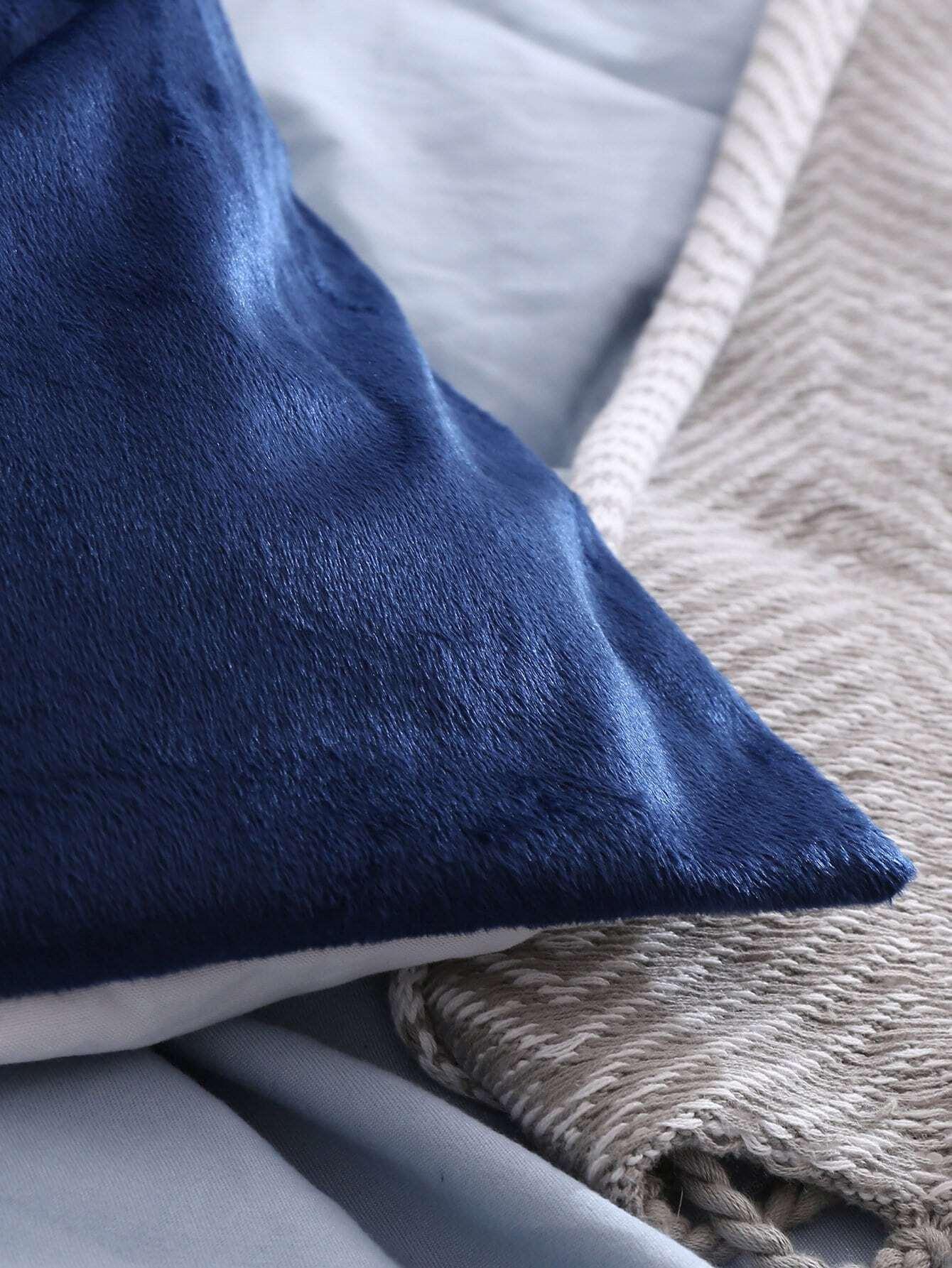 bettlaken set mit farbblock muster german shein sheinside. Black Bedroom Furniture Sets. Home Design Ideas