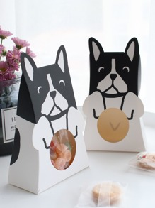 Dog Design Packaging Box 10pcs