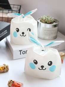 Rabbit Design Packaging Bag 50pcs