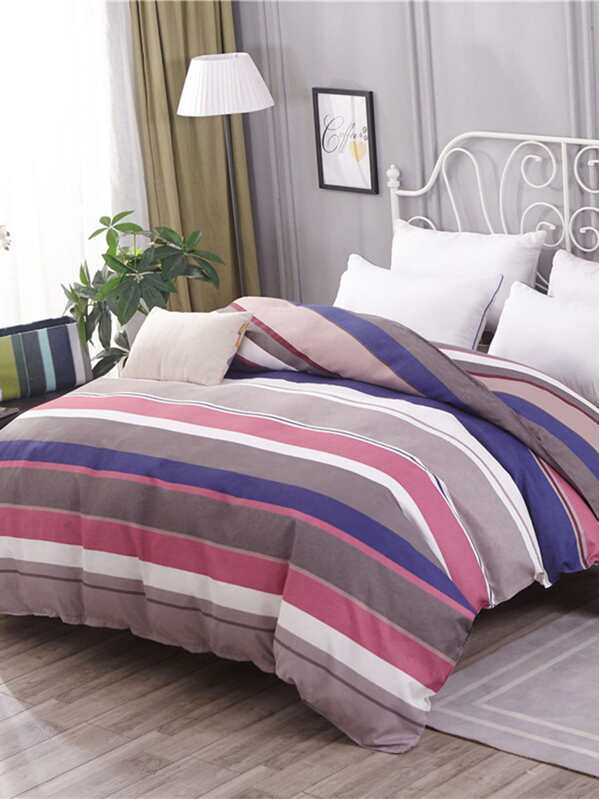1d0750f616 Cheap Striped Print Duvet Cover 1PC for sale Australia | SHEIN