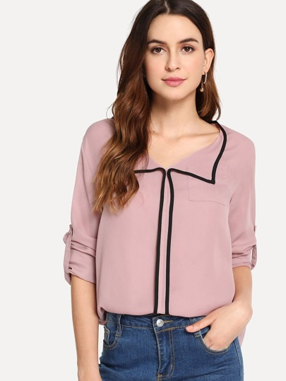 07f0cd81 Women's Blouses, Shirts & Dressy Tops | SHEIN