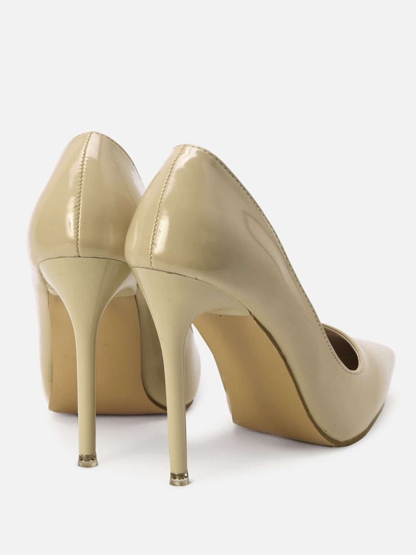 b90aac9f1 حذاء بيج كعب عالي   شي إن