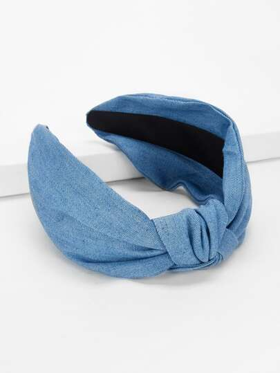Knot Plain Headband