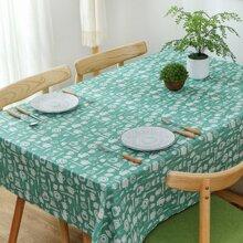 Kitchenware Print Table Cloth