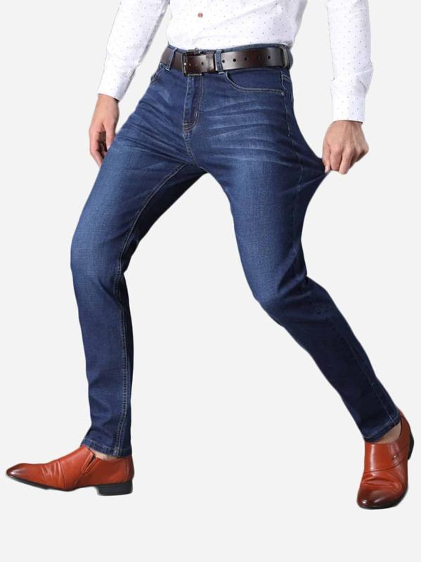 86ff02305 بنطلون جينز رجالي | شي إن