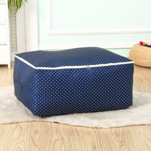 Polka Dot Pattern Large Storage Bag