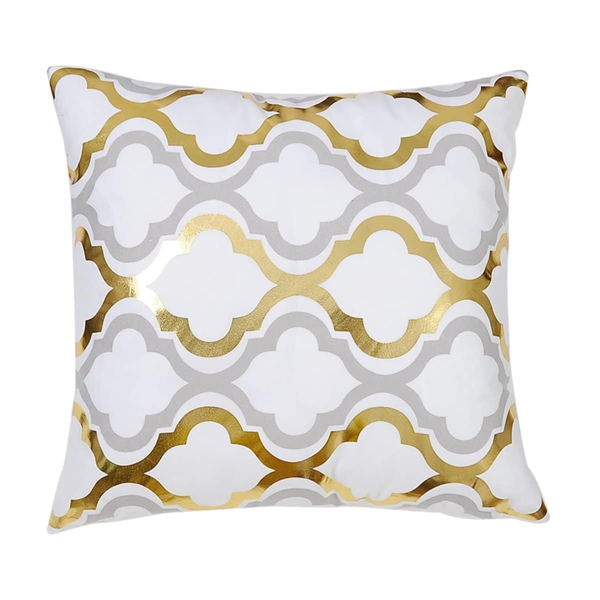 SHEIN coupon: Moroccan Pattern Cushion Cover