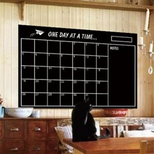 INOpets.com Anything for Pets Parents & Their Pets Self Adhesive Blackboard Sticker