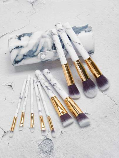 7faa291d65 Makeup Brushes, Shop Makeup Brushes Online | SHEIN IN
