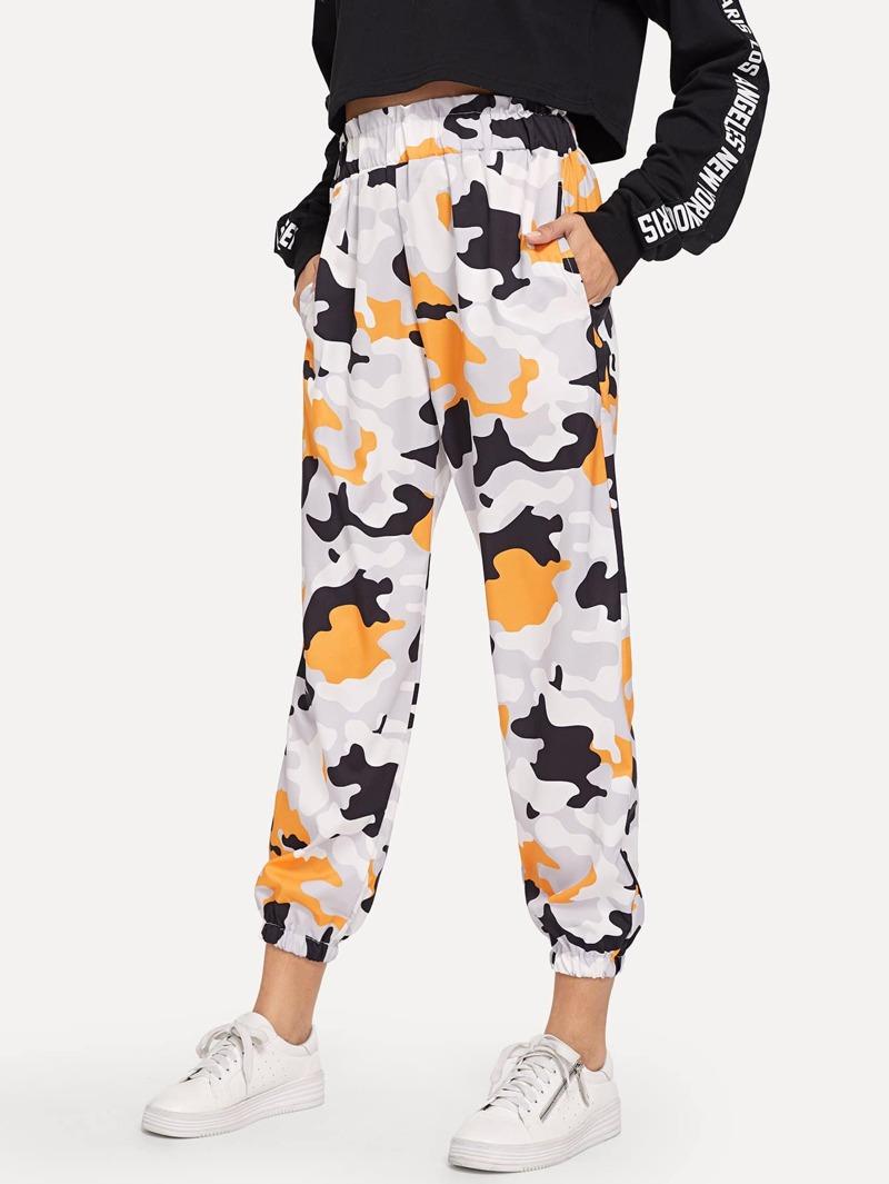 Imprimé Pantalon Pantalon Camouflage Pantalon Camouflage Pantalon Imprimé Imprimé Camouflage jzGqMVLSUp