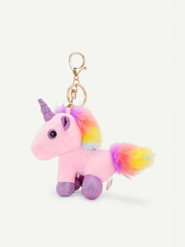 ea11bd1b8c Unicorn Shaped Bag Accessory | SHEIN