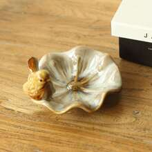 INOpets.com Anything for Pets Parents & Their Pets Bird Detail Ceramics Decorative Craft
